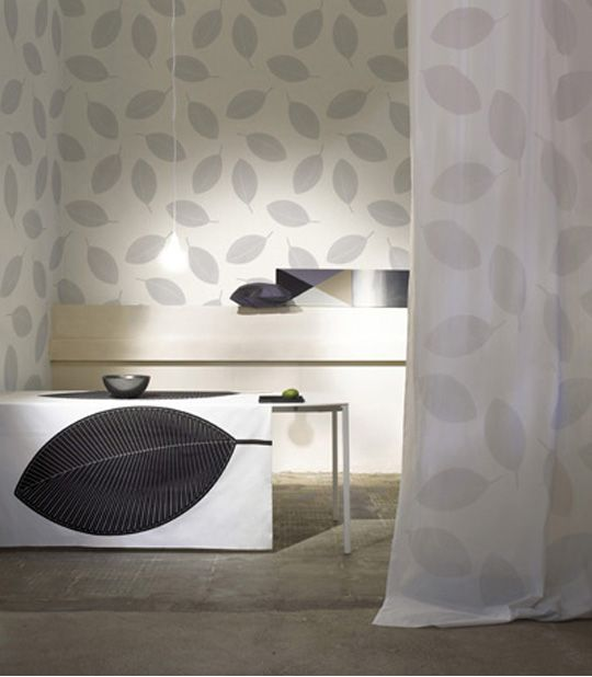 69 best images about home wallpaper designs on pinterest - Decorating wallpapers for interior ...