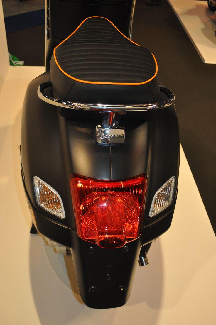 Vespa GTS 125 SUPER