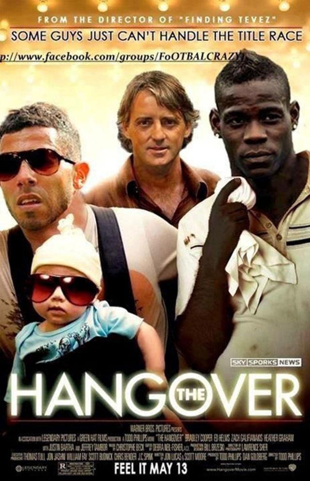 Hangover in Man. City