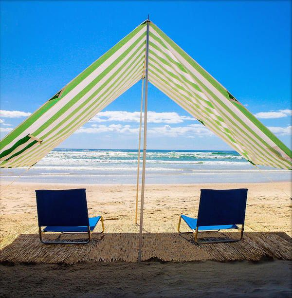 Byron Bay Beach Shade - GREEN