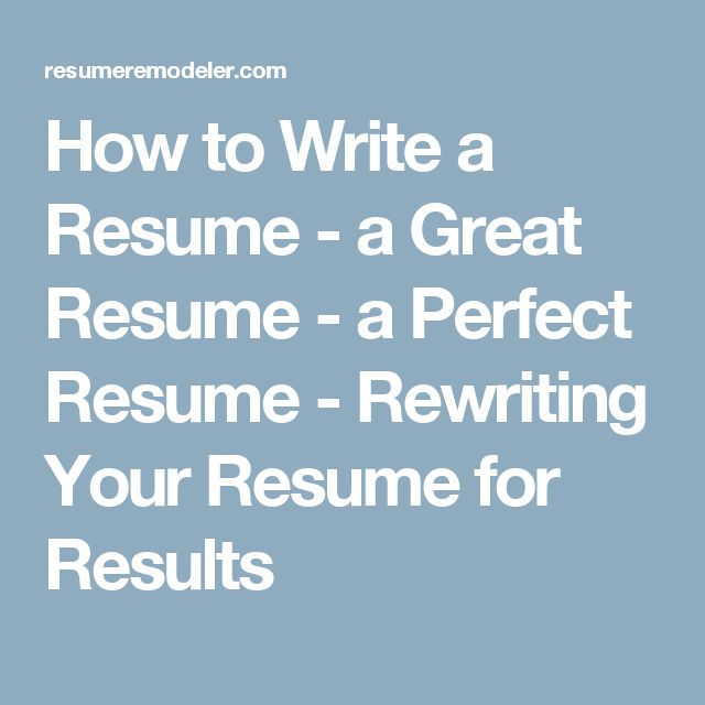 87 best Resume Tips images on Pinterest Resume tips, Job search - writing a resume tips
