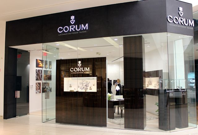 Corum opens a new boutique in the USA - WtheJournal - all about high-end watches