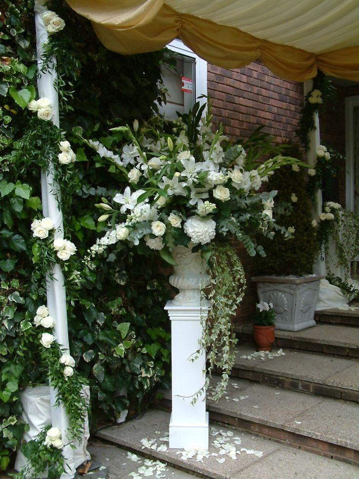 Outdoor Wedding styling