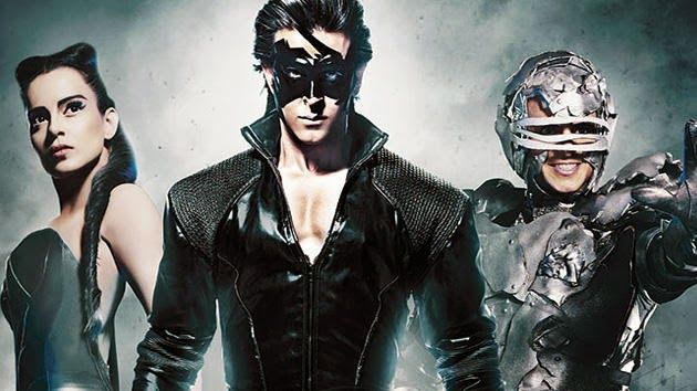 Krrish 3 Movie highest Bollywood grosser of all time in Box Office