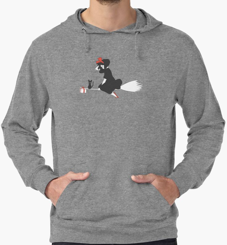 Kiki's Delivery Service jumper - - now available on Redbubble