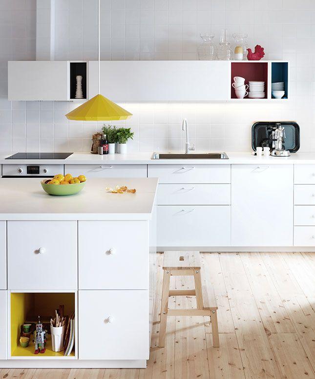 Die besten 25+ Ikea küche metod Ideen auf Pinterest Ikea küchen - schubladen küche nachrüsten