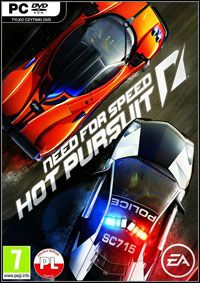 Need For Speed: Hot Pursuit (PC) okładka