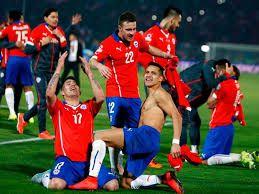Resultado de imagen para seleccion chilena