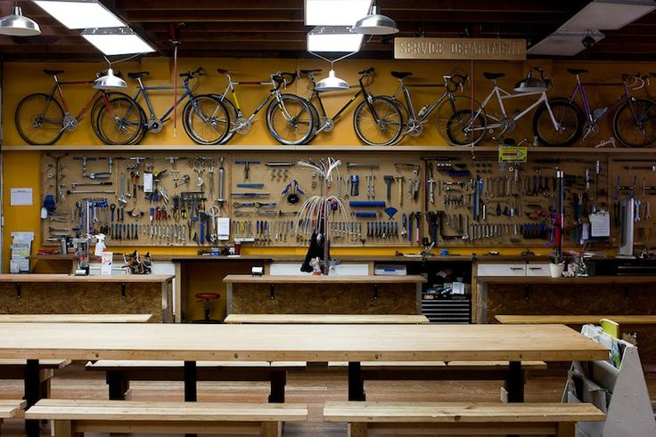 Ten of the world's coolest bike shops | Cycling Tips - Velo Cult, Portland, OR