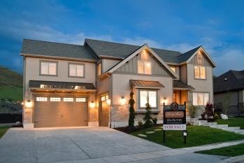 Home built by Cameo Homes Inc. in North Salt Lake, Utah ...