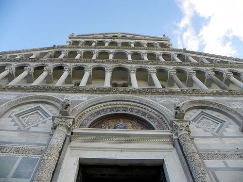 Pisa Cathedral - Square of Miracles