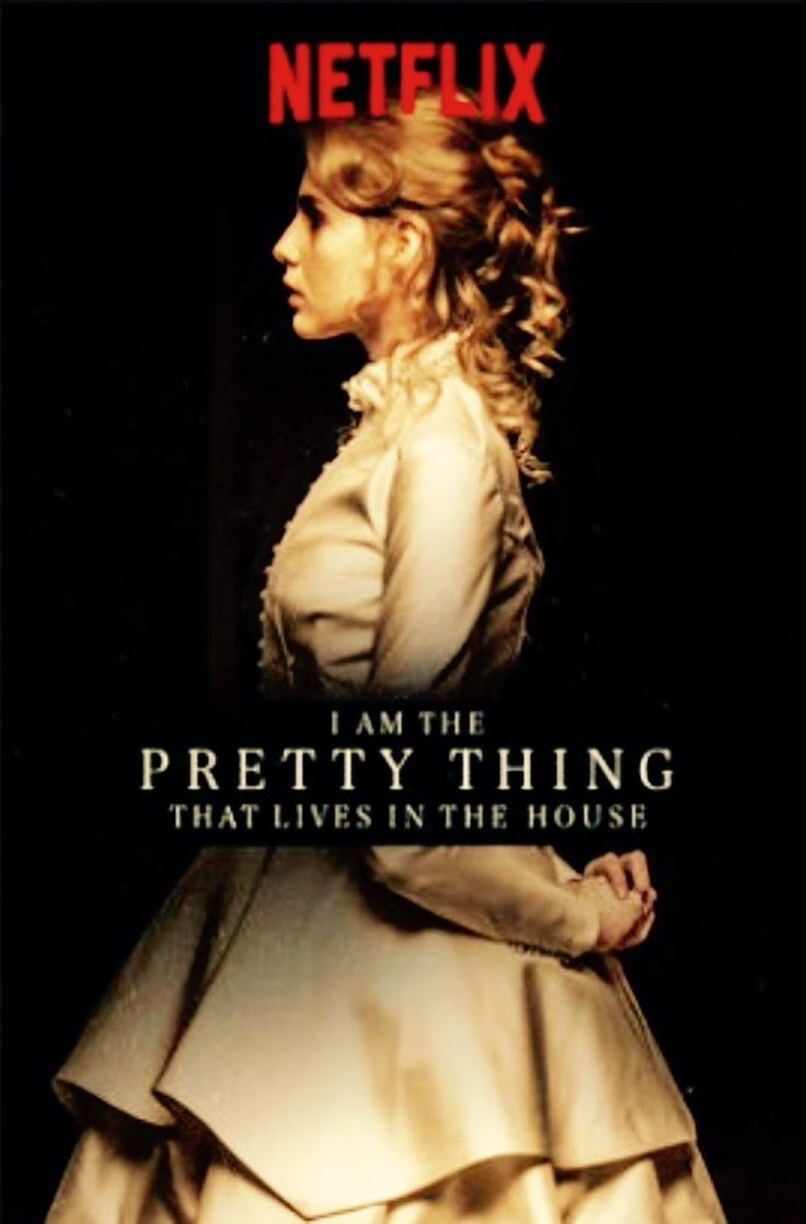 I AM THE PRETTY THING THAT LIVES IN THE HOUSE, a Netflix original starring Ruth Wilson and Lucy Boynton, movie review here!