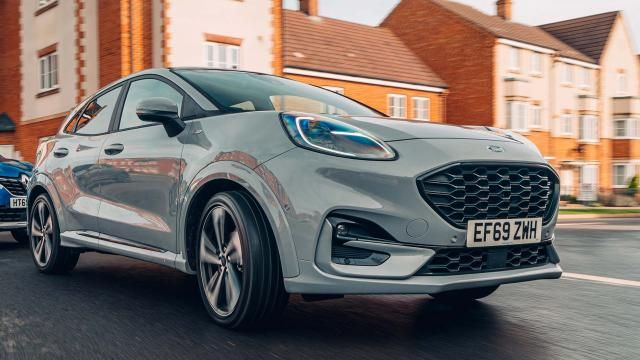 Ford Puma St Line X Ecoboost Review The New Crossover King ในป 2020