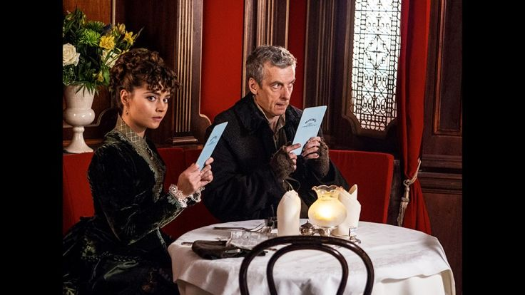 I  was hoping that was going to be his costume.  Doctor Who Season 8… in Photos | Photo Galleries | Doctor Who | BBC America