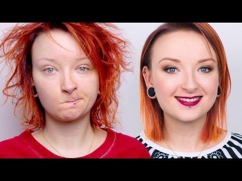 Moja Poranna Rutyna ❄ Konkurs ❄ Red Lipstick Monster ❄