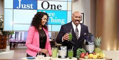 "JJ SMITH, author of ""10 Day Smoothie Cleanse"" stopped by with a recipe for the perfect holiday smoothie to help give you a healthy glow and assist your body in recovering from the overindulgence that we all seem to partake in over the holidays! Beauty..."