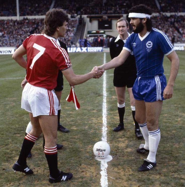 Brighton V Man Utd 1983   The Cup Final