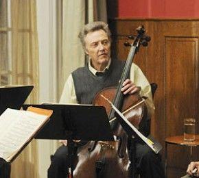 """""""Saiten des Lebens"""" - Kino-Tipp - Peter Mitchell (Christopher Walken), erhält eine erschütternde Diagnose: Parkinson. Deshalb will der Cellist sein weltbekanntes Streichquartett verlassen."""