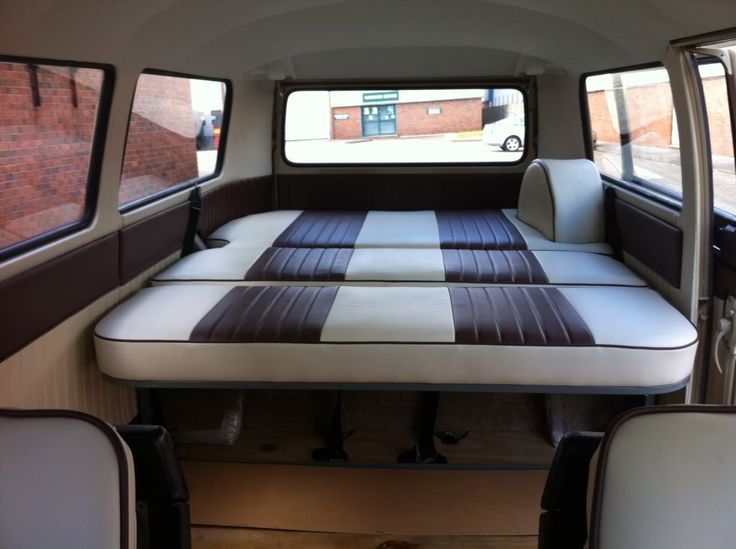 Rock And Roll Bed Vw Bus Google Search Kombi Home