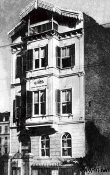 Atatürk'ün Şişli'deki Evi