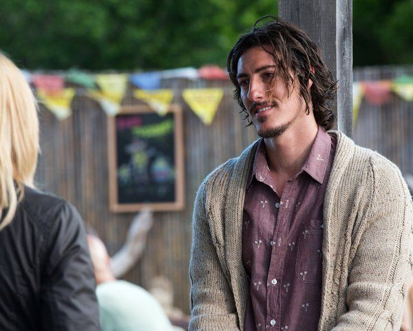 Eric Balfour in Syfy's Haven