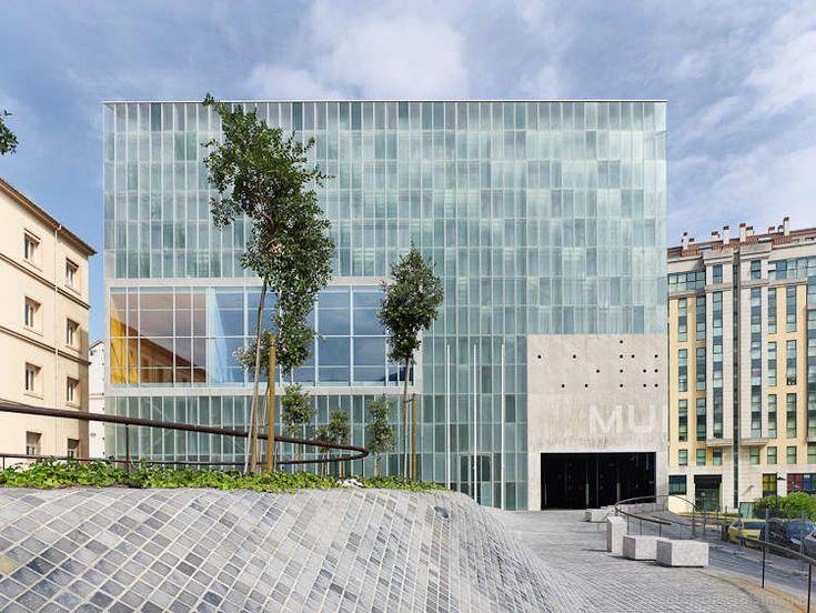 La Coruña Center For The Arts / aceboXalonso studio