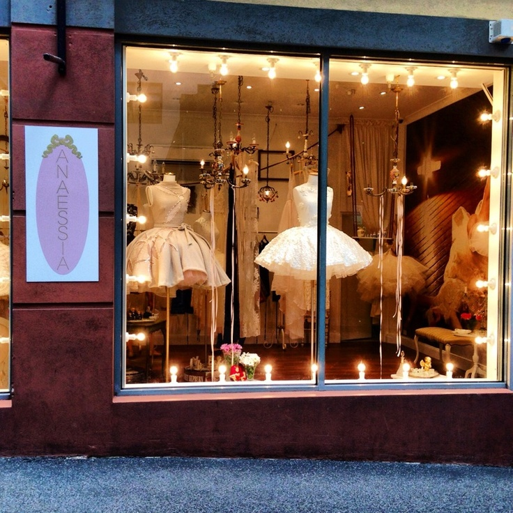 """ANAESSIA  """"Made with Love""""  Our New Flagship Boutique  273 Little Lonsdale Street, Melbourne VIC 3000 Australia."""