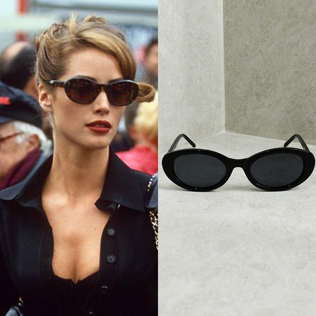 The sunglasses supermodels have been wearing since the 90s: http://chroniclesofher.com/what-to-shop/90s-style-icons/?utm_campaign=coschedule&utm_source=pinterest&utm_medium=CHRONICLES%20OF%20HER%20-%20Fashion%20and%20Beauty%20Daily&utm_content=Outfits%20Inspired%20By%20Our%20Favourite%2090s%20Style%20Icons%20%7C%20CHRONICLES%20OF%20HER