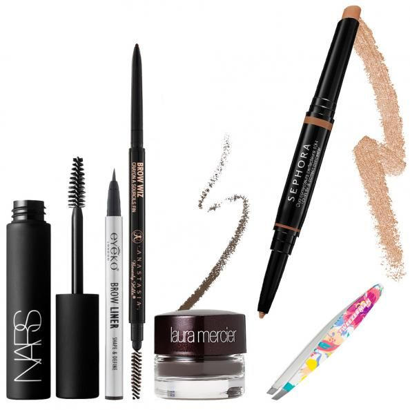 Brow Filler Breakdown: What's the Difference Between Powders, Pencils, and Pomades?  #InStyle