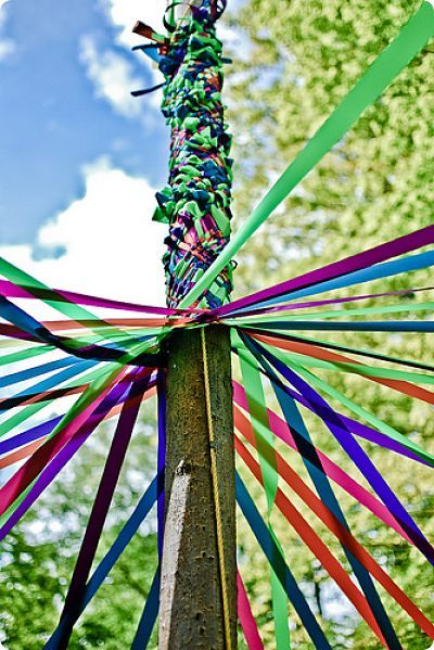German Maypole | German Maypole l Happy May Day!
