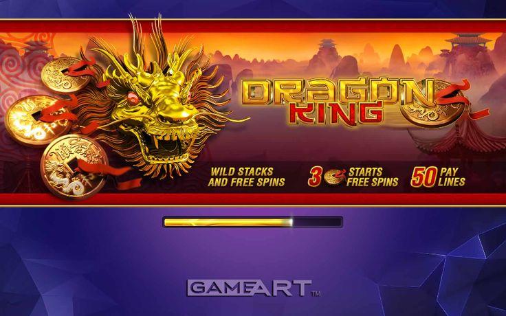 Make your second deposit and  get 40 extra spins on Dragon King.  #online #slots #bonus #free #spins #wins  http://parasino.com/en/games