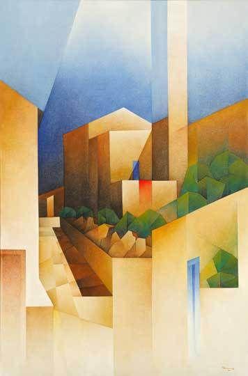 Οίτυλο-Μάνη, 2006-Χέρμαν Μπλάουτ (1939-2012)