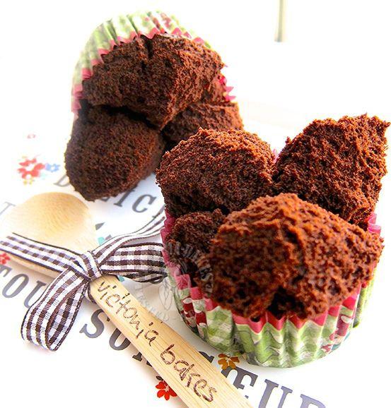 Very Moist & Chocolatey Steamed Huat Kueh