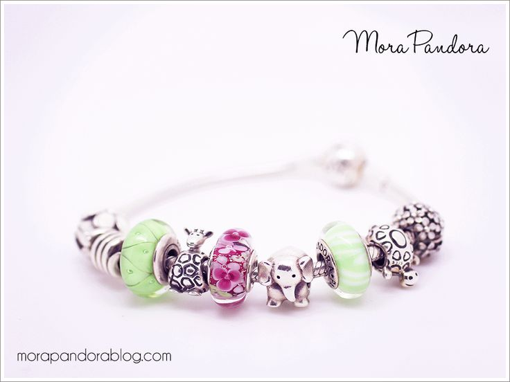 17 best images about pandora inspiration on pinterest valentines pink hearts and butterfly kisses - Safari murano jewelry ...
