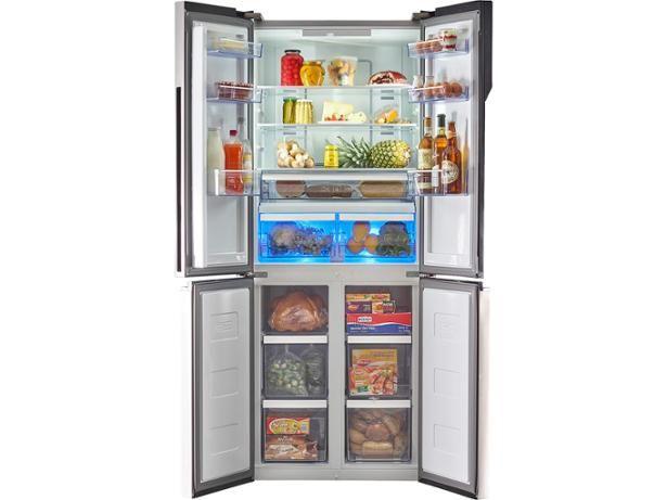 Beko Gne480e20f Fridge Freezer Review Which Freezer Fridge