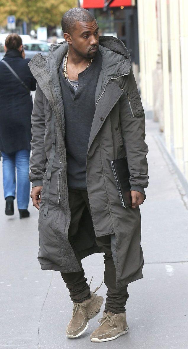 Kanye West Style.                                                       …