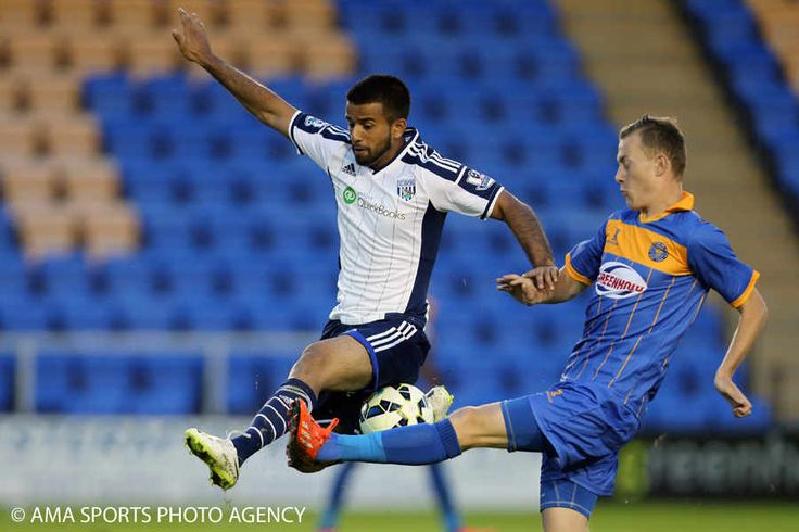 Shrewsbury 1 West Brom 2 - analysis and pictures « Express & Star