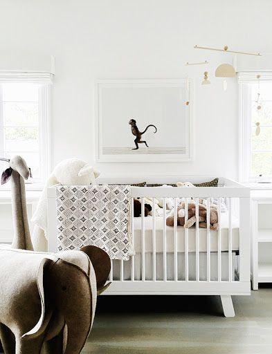 nursery - custom mobile - sarah sherman samuel