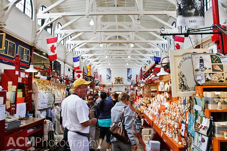 The Saint John City Market