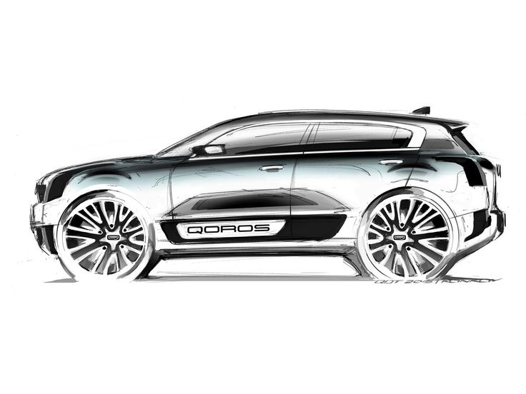 Best Suv Sketch Images On Pinterest Car Sketch Automotive
