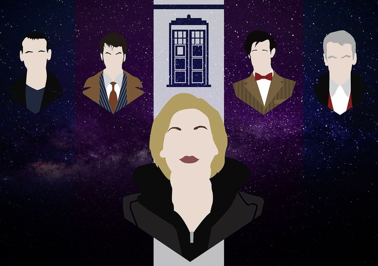 13th Doctor Who by Siwerski