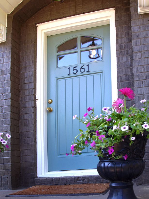 Blue Door House