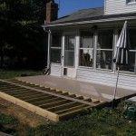 Deluxe Ground Level Deck Sort Of