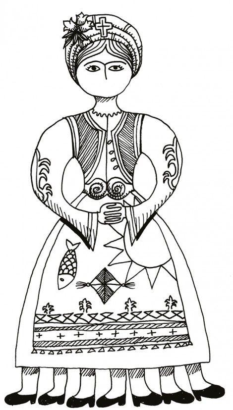 Σκίτσα για ζωγραφική που αφορούν τα μαθήματα της Μ.Τεσσαρακοστής