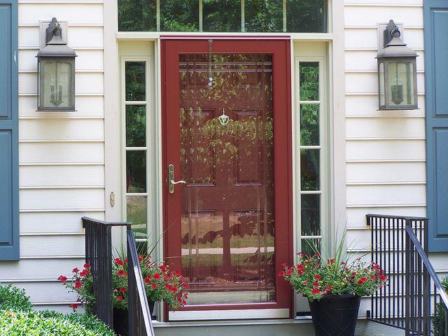 Best Storm Doors For Insulating Home  - anderson storm doors, best storm doors, charming Decoration ideas., fox weldoor, home depot, lowes storm doors