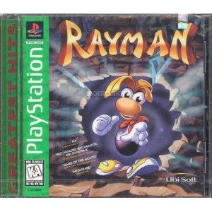 Rayman (Video Game)  B000029706