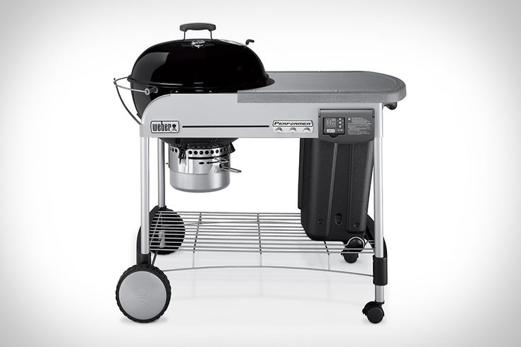 Weber Performer Grill | Uncrate