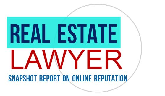 Dr. Miinala Marketing has announced that they are now offering free online reputation snapshot reports for real estate lawyer. The company states that attorneys can now request the free report on their business reputation, which could be very beneficial.