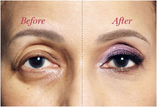 Eye Makeup for Droopy Eyes  @  http://www.stylecraze.com/articles/eye-makeup-for-droopy-eyes/