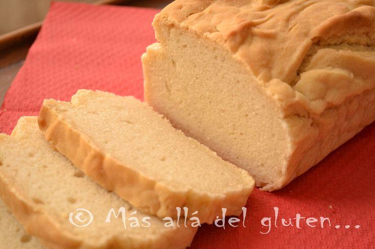 Más allá del gluten...: Pan de Molde Sin Gluten, Sin